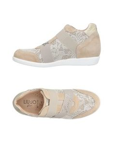 Высокие кеды и кроссовки Liu Jo