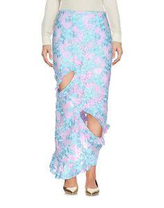 Длинная юбка Marques Almeida