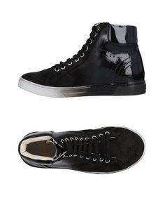 Высокие кеды и кроссовки Saint Laurent