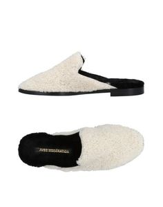 Домашние туфли Avec Modération