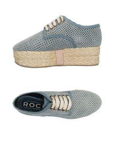 Обувь на шнурках Rochas