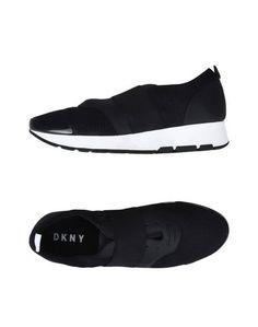 Низкие кеды и кроссовки Dkny