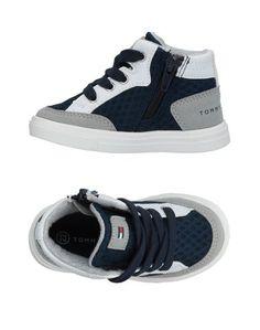 Низкие кеды и кроссовки Tommy Hilfiger