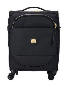 Чемодан/сумка на колесиках Delsey