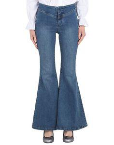Джинсовые брюки Free People