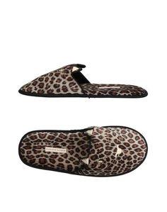 Домашние туфли Charlotte Olympia