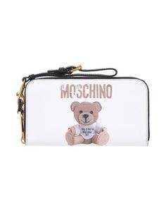 Бумажник Moschino