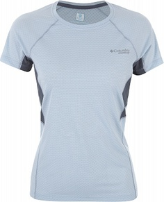 Футболка женская Columbia Titan Ultra Short Sleeve