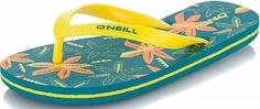 Шлепанцы для мальчиков ONeill Profile Pattern Oneill