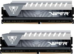 Модуль памяти PATRIOT Viper 4 PVE48G266C6KGY DDR4 - 2x 4Гб 2666, DIMM, Ret Патриот