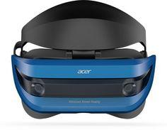 Очки виртуальной реальности ACER Windows Mixed Reality AH101-D0C0, синий [vd.r05ee.003]