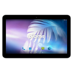 Планшет DIGMA Optima 1024N 4G, 1GB, 16GB, 3G, 4G, Android 7.0 черный [tt1188pl]