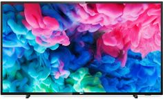 "LED телевизор PHILIPS 50PUS6503/60 ""R"", 50"", Ultra HD 4K (2160p), черный"