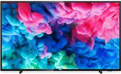 "LED телевизор PHILIPS 50PUS6503/60 ""R"", 50"", Ultra HD 4K (2160p), черный"