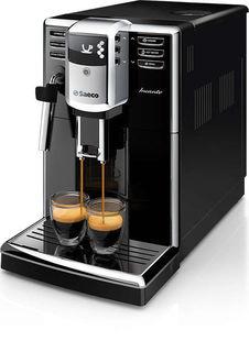 Кофемашина SAECO Incanto HD8912/09, черный