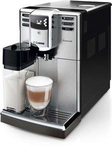 Кофемашина SAECO Incanto HD8918/09, серебристый/черный
