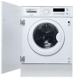 Стиральная машина ELECTROLUX EWG147540W белый