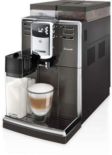 Кофемашина SAECO Incanto HD8919/59, черный/серебристый