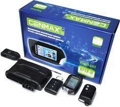Автосигнализация CENMAX Vigilant ST-12D [vigilant st12 d автозапуск]