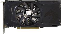 Видеокарта POWERCOLOR AMD Radeon RX 560 (14CU), AXRX 560 4GBD5-DHA, 4Гб, GDDR5, Ret