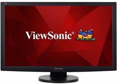 "Монитор ЖК VIEWSONIC VG2433MH 24"", черный [vs15615]"