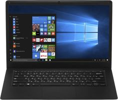 "Ноутбук PRESTIGIO SmartBook 141С, 14.1"", Intel Atom X5 Z8350 1.44ГГц, 2Гб, 32Гб SSD, Intel HD Graphics 400, Windows 10 Home, PSB141C01BFH_BK, черный"