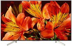 """LED телевизор SONY BRAVIA KD65XF8596BR2 64.5"""", Ultra HD 4K (2160p), черный/ серебристый"""