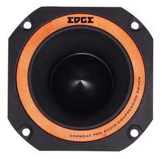 Колонки автомобильные EDGE EDPRO4T-E4, твитер, 300Вт, комплект 1 шт.