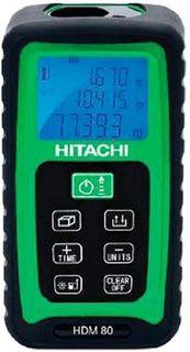 Лазерный дальномер HITACHI HDM80 [htc-hdm80]