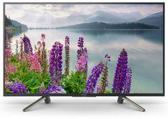 """LED телевизор SONY BRAVIA KDL43WF804BR """"R"""", 42.5"""", FULL HD (1080p), черный/ серебристый"""
