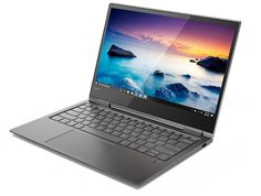 "Ноутбук-трансформер LENOVO Yoga 730-13IKB, 13.3"", Intel Core i5 8250U 1.6ГГц, 8Гб, 128Гб SSD, Intel UHD Graphics 620, Windows 10 Professional, 81CT003MRU, серый"
