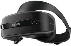 Очки виртуальной реальности LENOVO Windows Mixed Reality Explorer, черный [g0a20002ru]