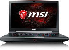 "Ноутбук MSI GT75VR 7RF(Titan Pro)-264XRU, 17.3"", Intel Core i7 7820HK 2.9ГГц, 16Гб, 1000Гб, 128Гб SSD, nVidia GeForce GTX 1080 - 8192 Мб, noOS, 9S7-17A211-264, черный"