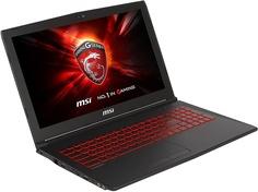 Ноутбук MSI GL62M 7RDX-2099RU (черный)