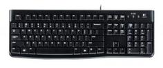 Клавиатура Logitech Keyboard K120 (черный)