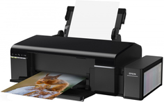 Струйный принтер Epson Stylus L805 (черный)