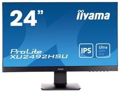 Монитор Iiyama XU2492HSU-B1 (черный)