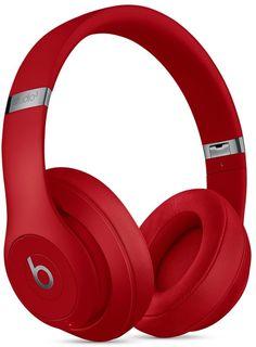 Наушники Beats Studio3 Wireless (красный)