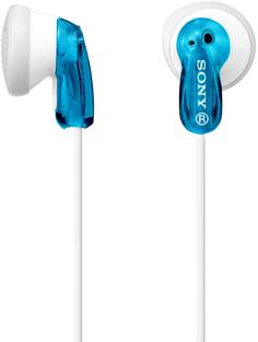 Наушники Sony MDR-E9LP (бело-голубой)