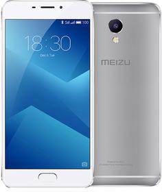 Meizu M5 Note 32GB (серебристо-белый)