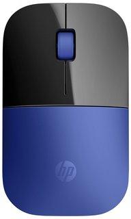 Мышь HP z3700 (черно-синий)
