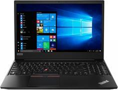 Ноутбук Lenovo ThinkPad E580 20KS006JRT (черный)