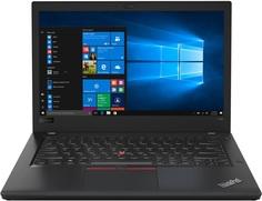 Ноутбук Lenovo ThinkPad T480 20L50001RT (черный)