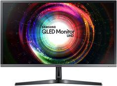 Монитор Samsung U28H750UQI (черный)