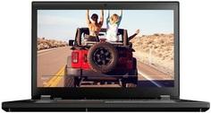 Ноутбук Lenovo ThinkPad P51 20HH0014RT (черный)