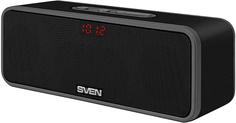 Портативная колонка Sven PS-170BL (черный)