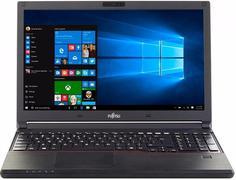 Ноутбук Fujitsu LifeBook E556 E5560M0020RU (черный)