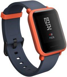 Умные часы Xiaomi Amazfit Bip (красный)