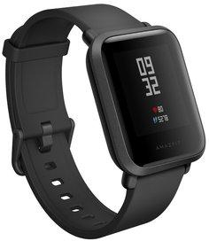 Умные часы Xiaomi Amazfit Bip (черный)
