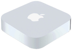 Роутер Apple AirPort Express (MC414RU/A)